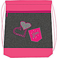Мешок для обуви 336-91 JEANS LOVE